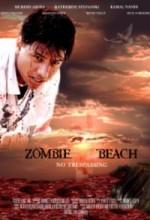 Zombie Beach (2010) afişi