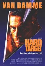 Zor Hedef (1993) afişi