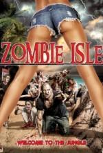 Zombie Isle (2014) afişi