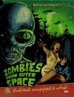 Zombies from Outer Space (2012) afişi