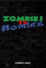 Zombies vs. Homies  afişi