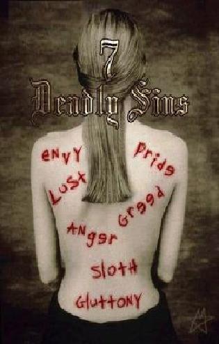 7 Ölümcül Günah