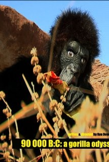 90 000 B.c: A Gorilla Odyssey