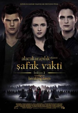 The Twilight Saga Alacakaranlk afak vakti 2 Full HD izle
