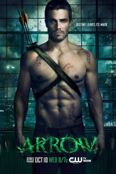 Arrow Sezon 1