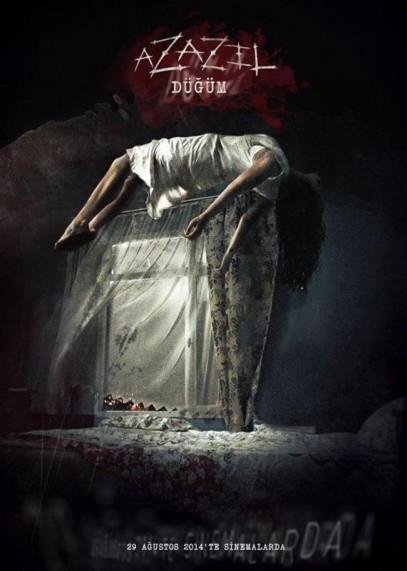 Azazil : Düğüm | Full İzle Tek Parça | 2014 Türk Korku Filmi