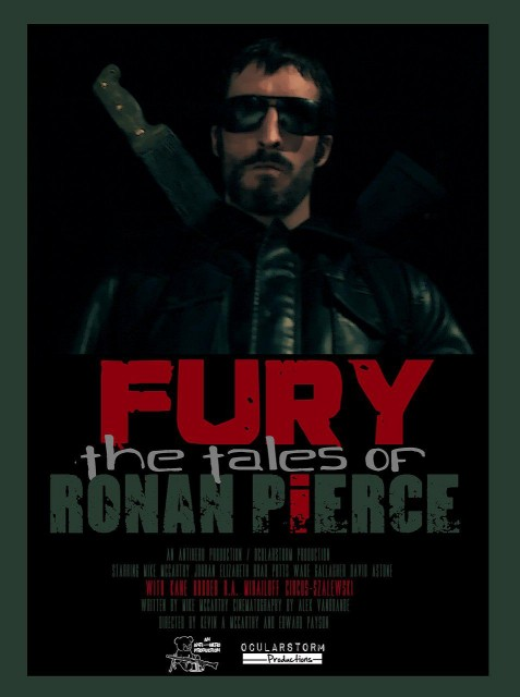 Fury: The Tales Of Ronan Pierce