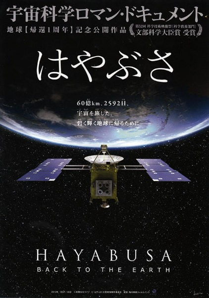 Hayabusa: Back To The Earth