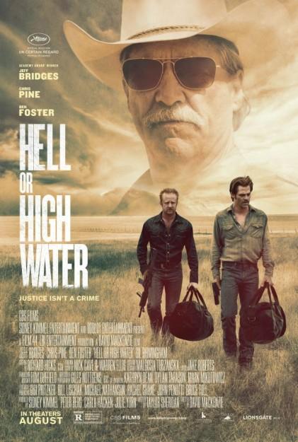 İki Eli Kanda – Hell or High Water (2016) Türkçe Altyazılı Fragman İzle HD Trailer
