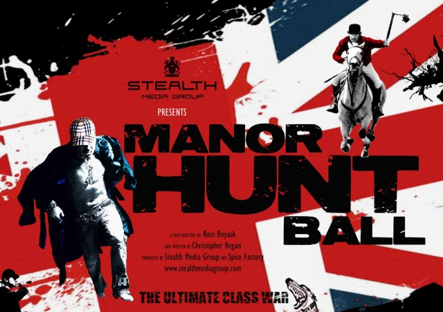 Manor Hunt Ball