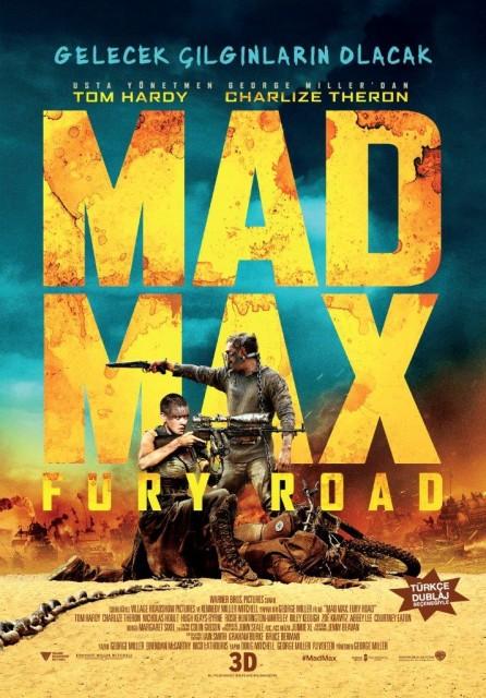 Mad Max Fury Road izle (2015) TEK PARÇA HD