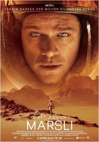 Marslı (The Martian)