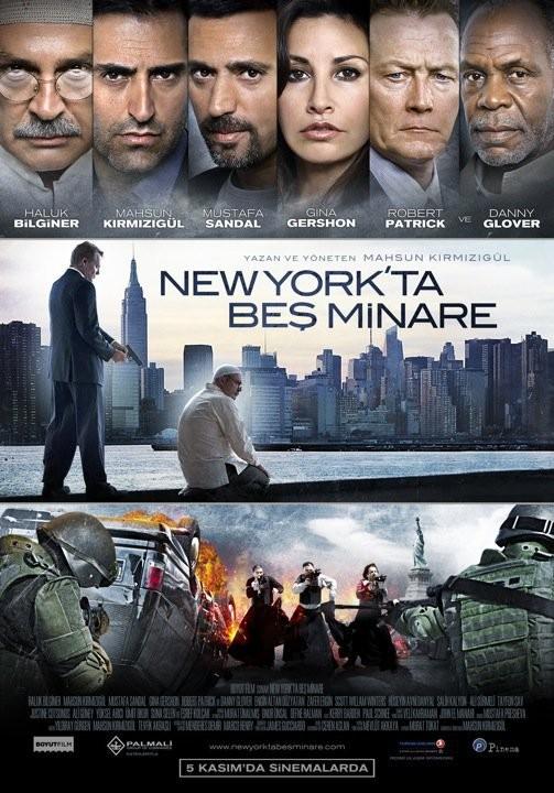 Newyork 'ta Bes Minare Filmi