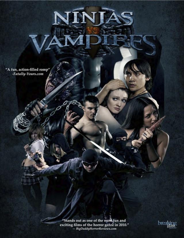 Ninjalar Vampirlere Karşı