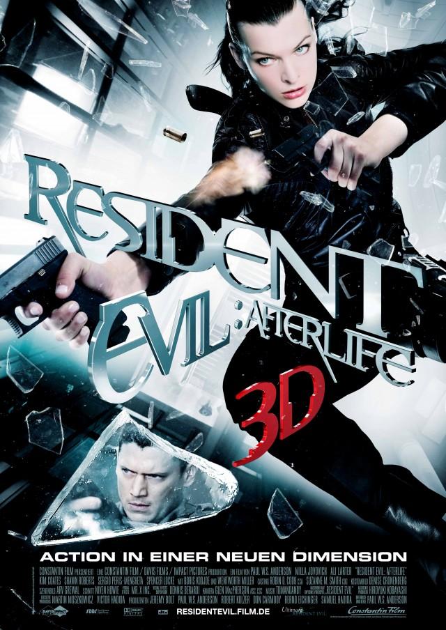 Olumcul Deney 4 1280300473 - Resident Evil: �l�mden Sonra