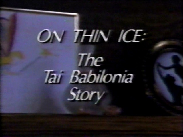 On Thin Ice: The Tai Babilonia Story