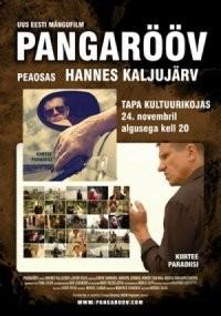 Pangarööv