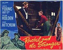 Rachel Ve Yabancı