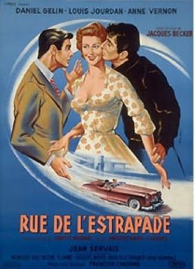 Rue De L'estrapade