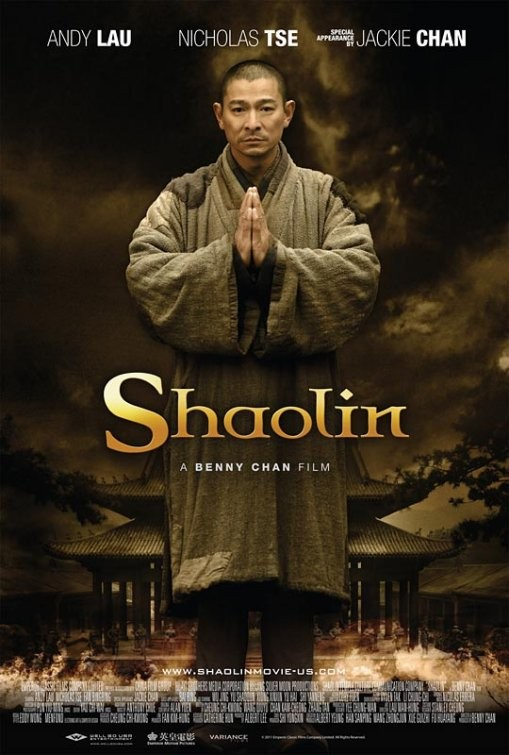 Shaolin / �ntikam Sava���lar� / 2011 / T�rk�e Dublaj