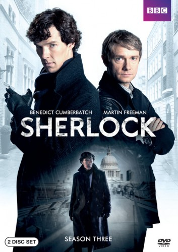 Sherlock Sezon 3