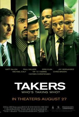 Takers 1281261412 - Takers ( 08 Ekim 2010 )