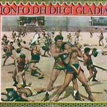 Triumph Of The Ten Gladiators