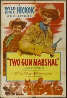 Two Gun Marshal