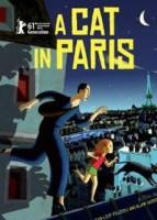 Hırsız Kedi Paris'te
