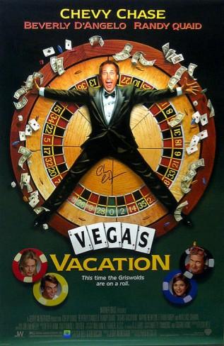 Sevimli Aile Vegas'ta
