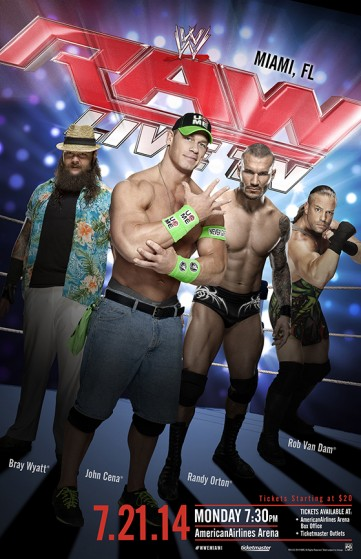 WWE Monday Night Raw Sezon 3