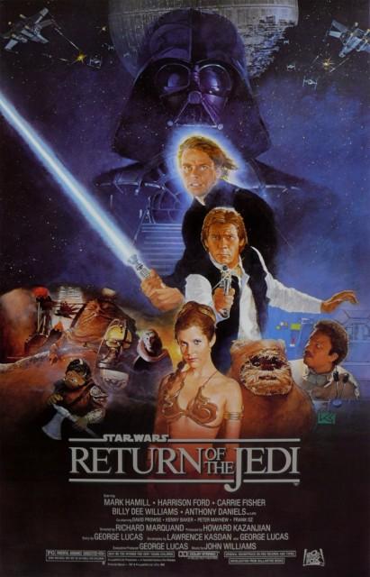 Yıldız Savaşları Bölüm VI: Jedi'ın Dönüşü