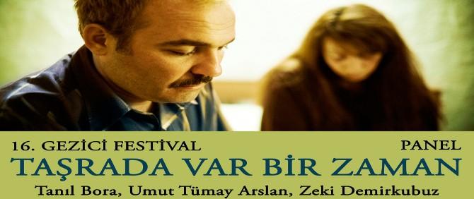 Gezici Festival'de 7 Aralık