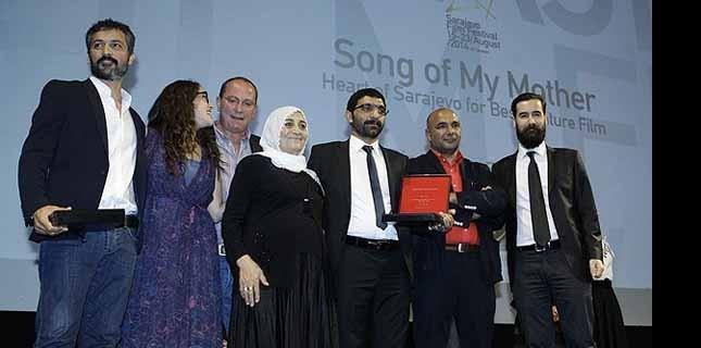 Annemin Şarkısı, Saraybosna'da En İyi Film Seçildi