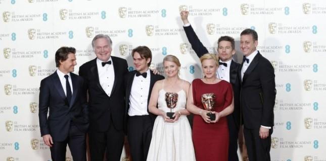 BAFTA 2015'te Kazanan Boyhood