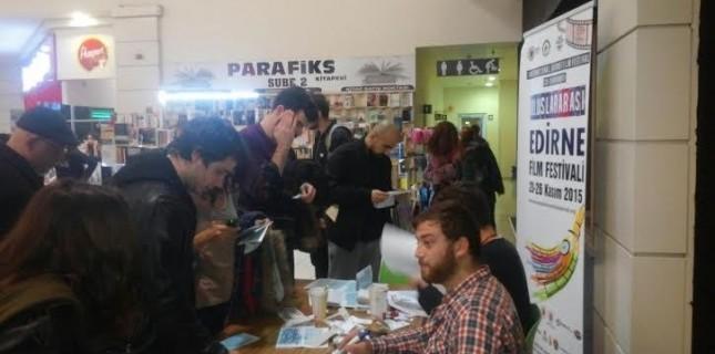 Edirneliler Film Festivalini Sevdi!