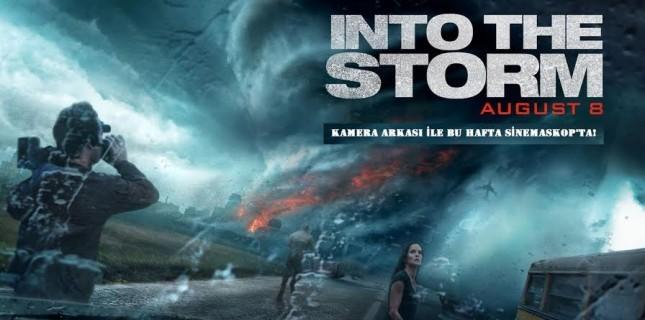 Into the Storm Bu Hafta Sinemaskop'ta