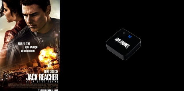 Jack Reacher: Asla Geri Dönme Facebook Ödüllü Yarışması! (BİTTİ)