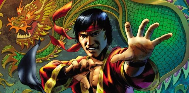 Marvel Studios 'Shang-Chi' Filmi Üzerinde Çalışıyor