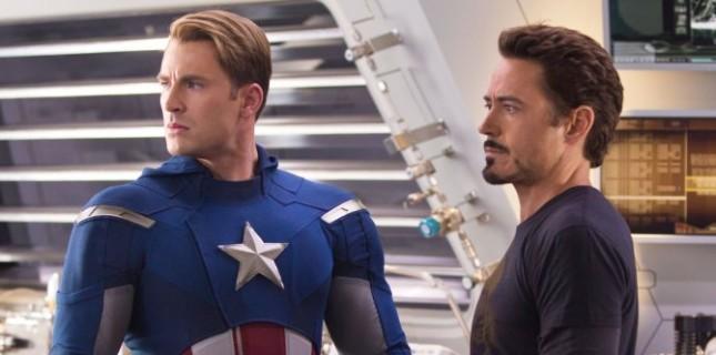 Robert Downey Jr, Kaptan Amerika 3'te!