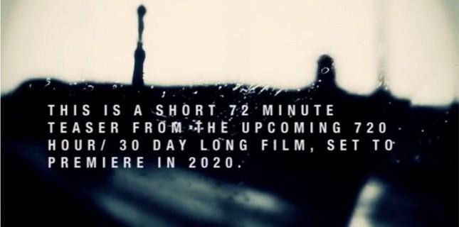 Tüm Zamanların En Uzun Filmi Ambiance'ın Fragmanı Yayınlandı
