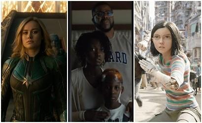 Super Bowl 2019'dan Merakla Beklenen Filmlerin Videoları