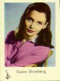 Susan Strasberg profil resmi