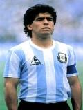 Diego Armando Maradona profil resmi