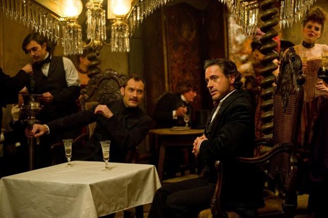 Sherlock Holmes A Game Of Shadows 28 - Sherlock Holmes: G�lge Oyunlar�