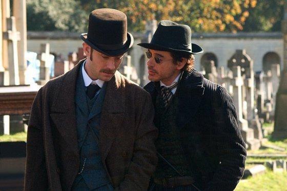 Sherlock Holmes A Game Of Shadows 30 - Sherlock Holmes: G�lge Oyunlar�