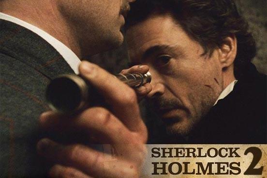 Sherlock Holmes A Game Of Shadows 34 - Sherlock Holmes: G�lge Oyunlar�