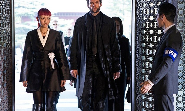 The Wolverine ve Rila Fukushima