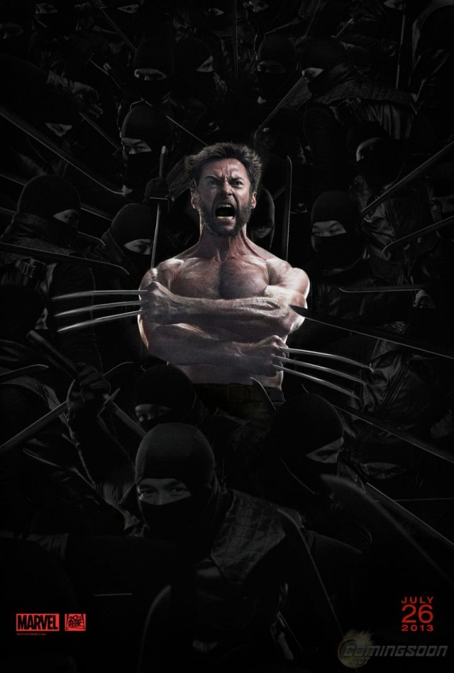 The Wolverine Afiş