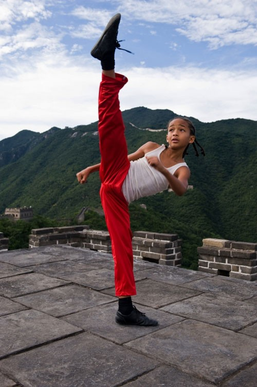 The Karate Kid 5 - The karate kid 2010 --Jackie Chan--